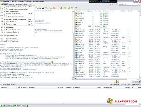 Képernyőkép FlylinkDC++ Windows XP