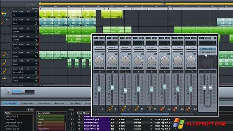 Képernyőkép MAGIX Music Maker Windows XP