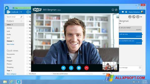 Képernyőkép Skype Windows XP
