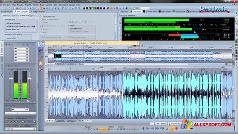 Képernyőkép WaveLab Windows XP